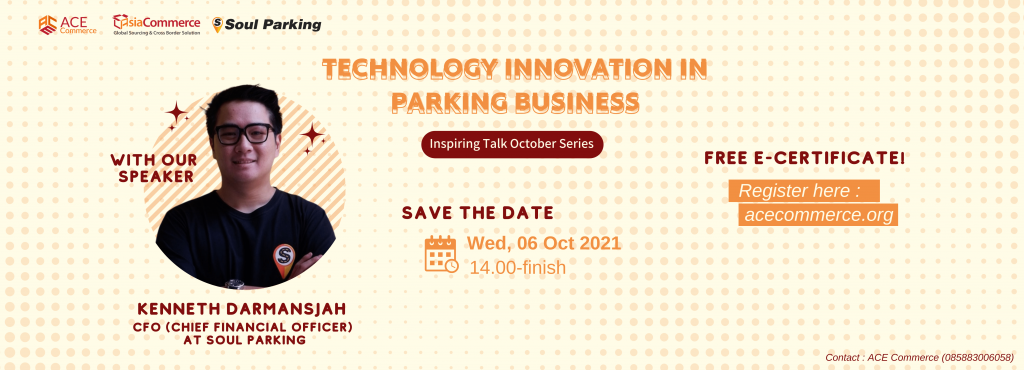 Technology Innovation in Parking Business