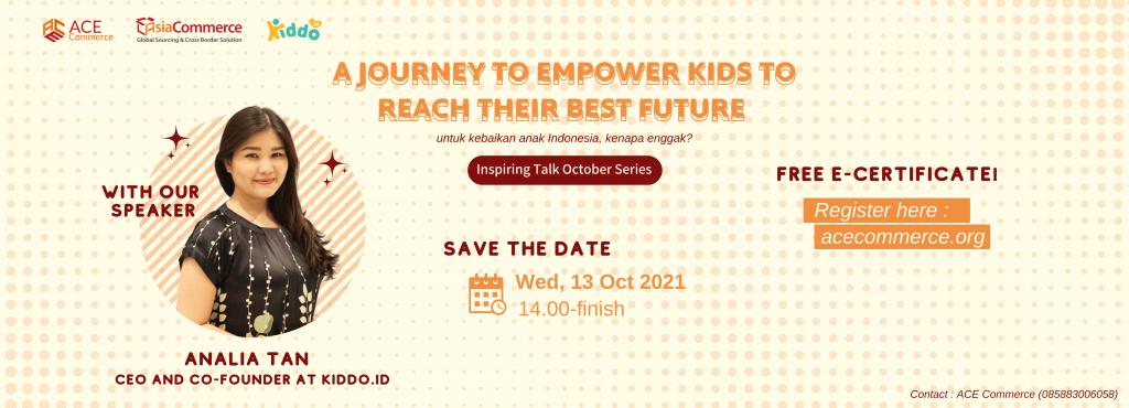 A Journey to Empower Kids to Reach Their Best Future